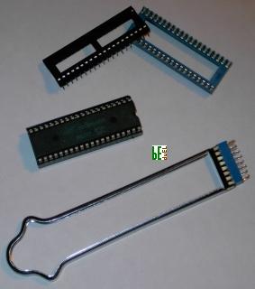 Recupero connettori e zoccoli for Costruire uno stagno